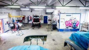Reparaturen Hoffmann Karosserie und Lack